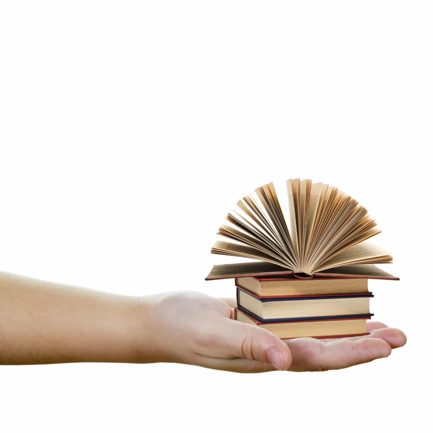 tiny book providing big knowledge, gillian lana