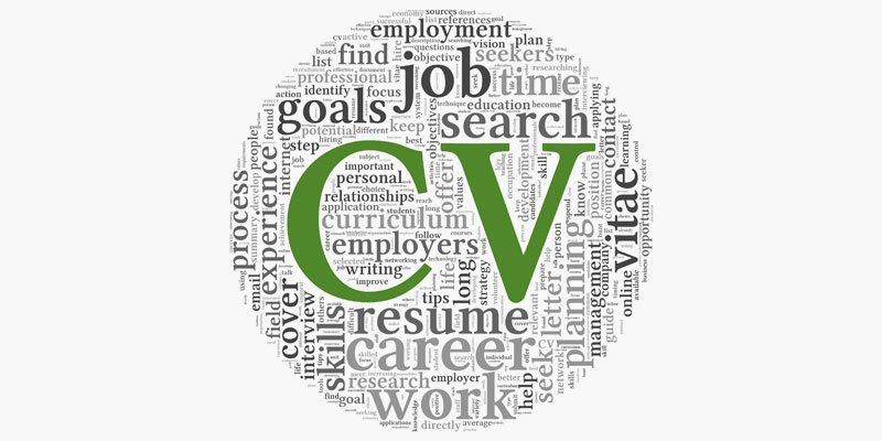 5 Top tips to make your CV stand out